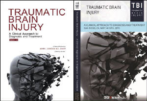 BOOK-DVD SET for TBI Training
